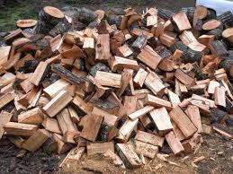 One Cord of Douglas-fir Firewood