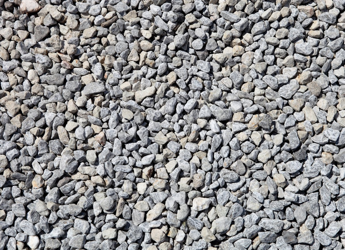 10 Yards of Gravel or Sand