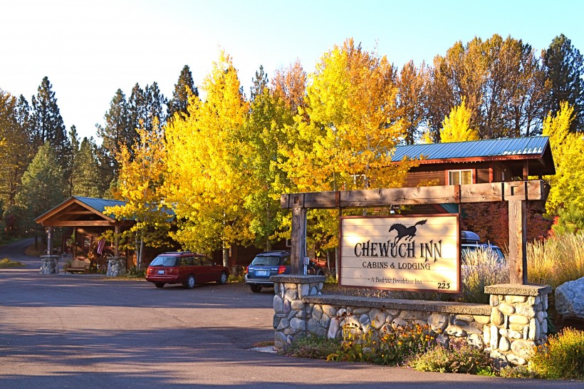 One Night for 2 at the Chewuch Inn & Cabins