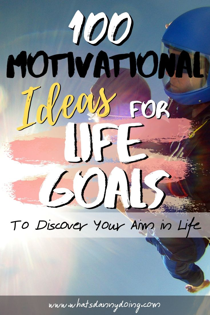 Like this piece full of aim in life examples? Pin it!