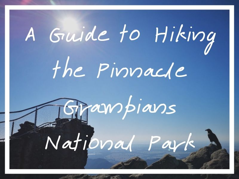 I hope this guide to hiking the Pinnacle Grampians National Park comes in handy for planning your trip!