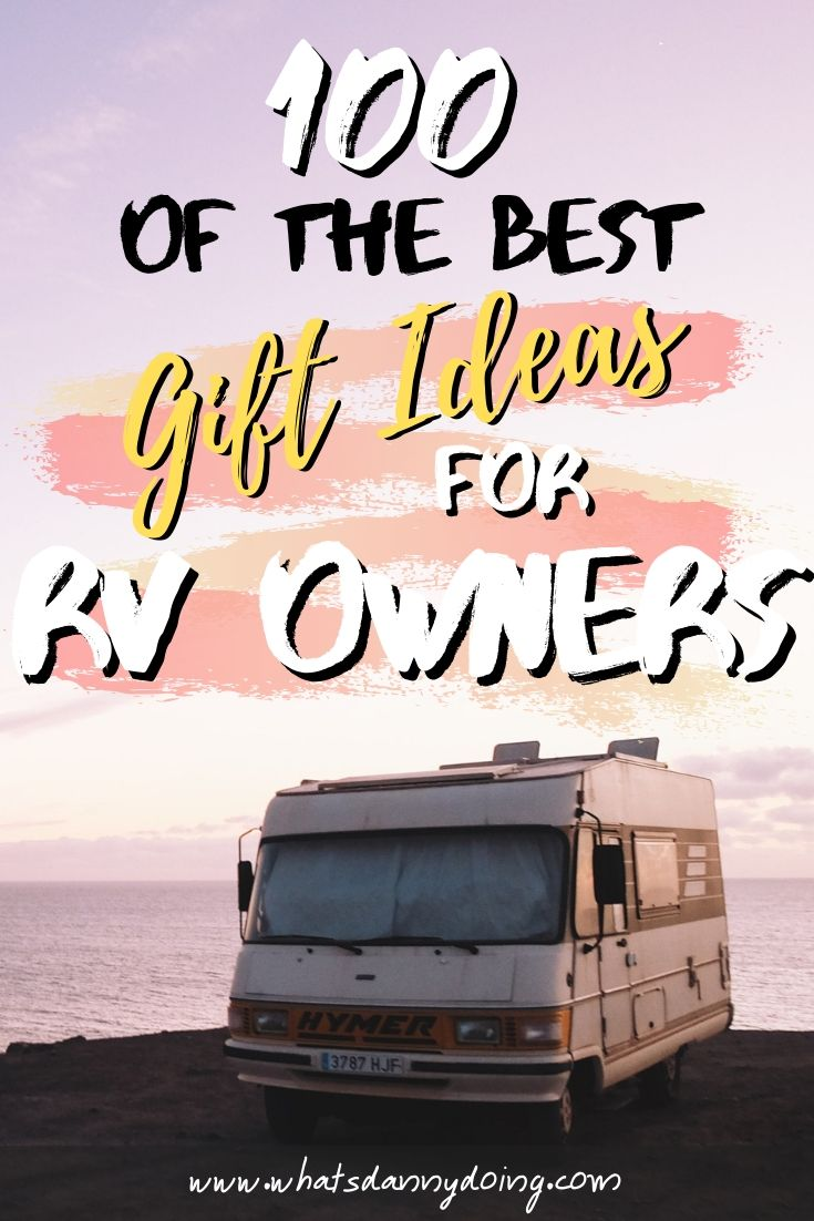 Like this camper gift ideas piece? Pin it! :)