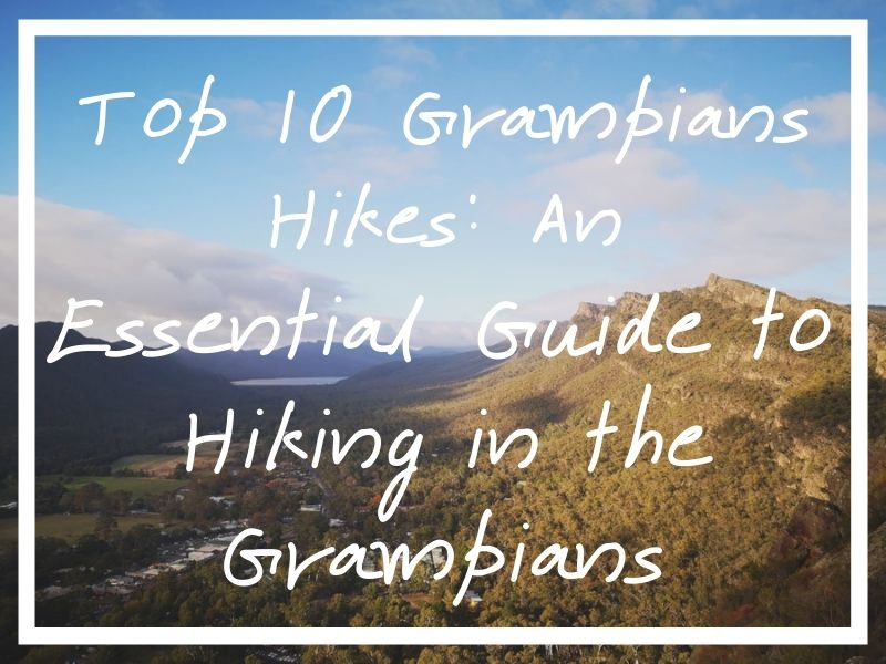 I hope this guide with the top 10 Grampians Hikes comes in handy!