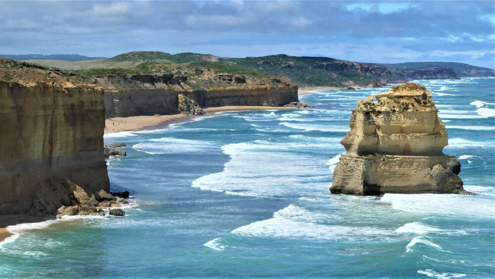 I literally drive the Great Ocean Road last week! The views are unforgettable every step of the way. I can imagine walking this trail would be equally impressive.