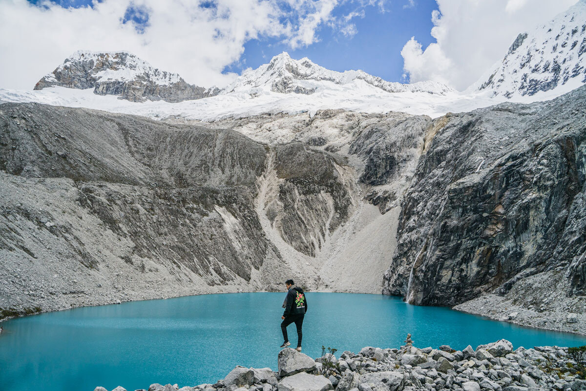 That water looks out of this world. Laguna 69 seems like another epic hike with stunning scenery to reward your efforts.