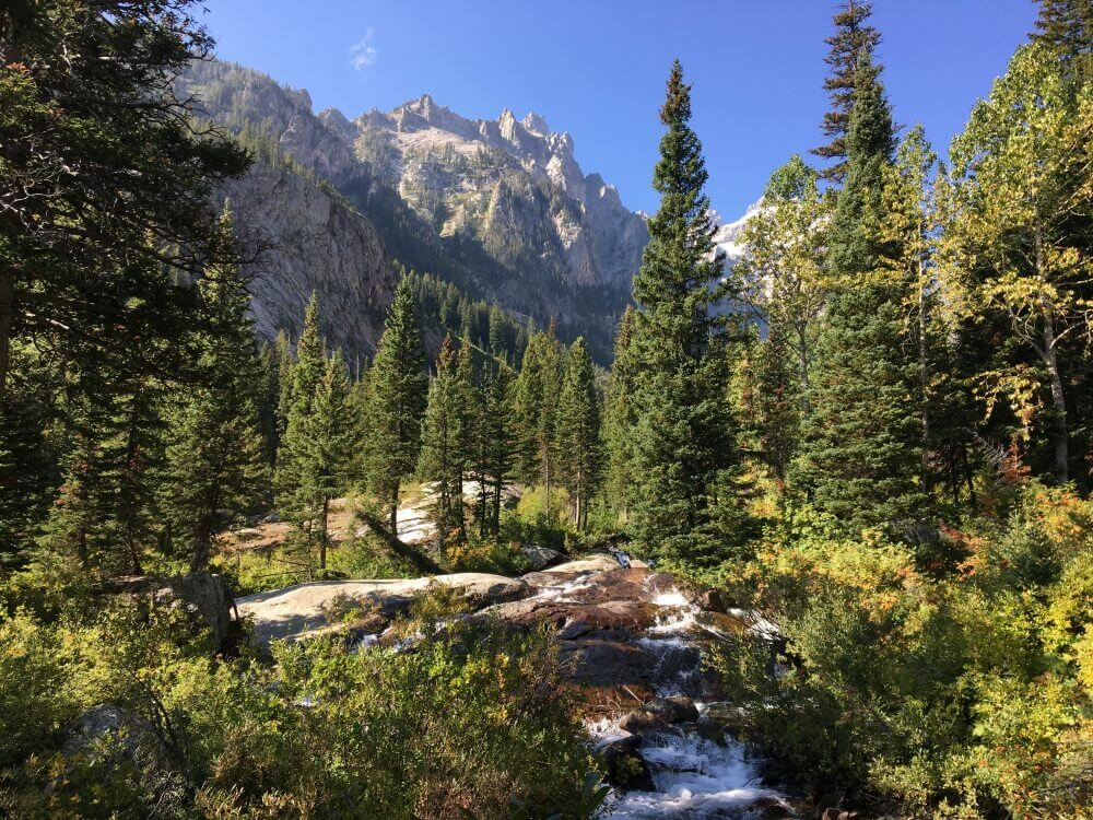 So much beauty in one photo- Cascade Canyon really does sound like one of the best hikes in the US.