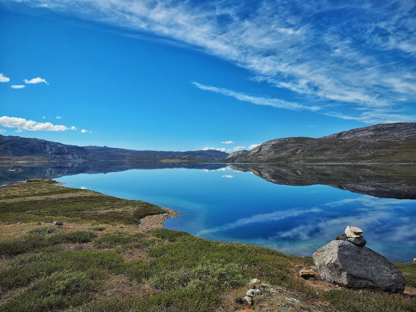 Hiking in the Arctic Circle sounds like one long epic adventure.
