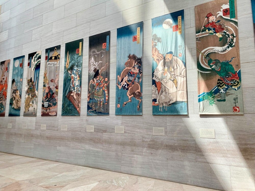 There are some top opportunities to view famous artworks at the National Gallery of Art.