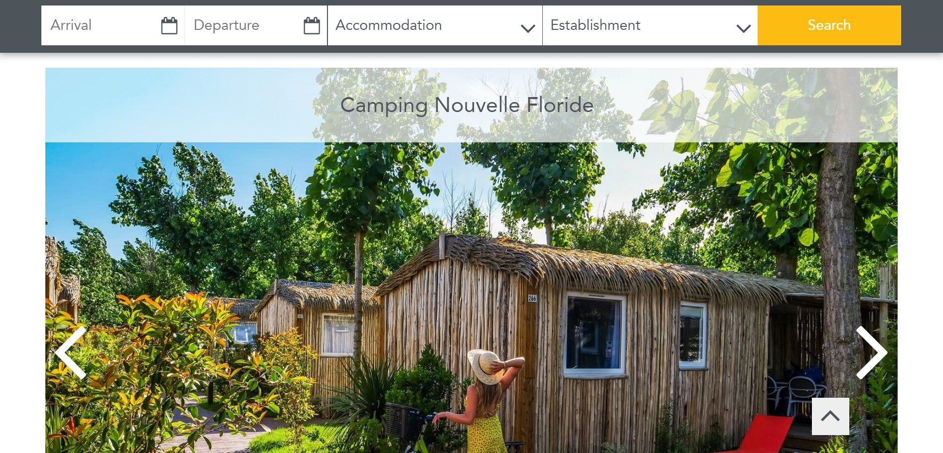 Nouvelle Flouride looks like five star camping south France at its best. Check it out for a bit of luxury camping in south France.