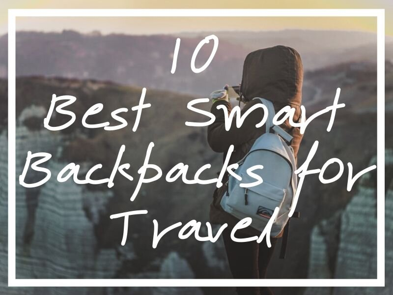 I hope this list of the best smart backpacks helps out in your hunt!