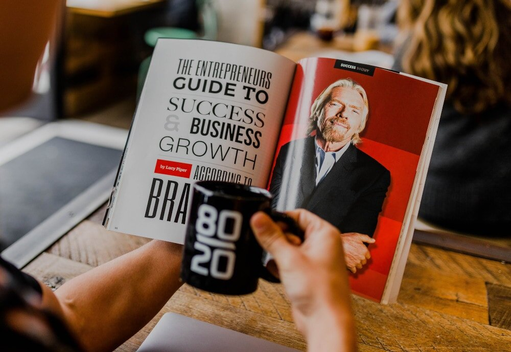 Investing in books is one of the simplest ways to enjoy the benefits of personal development.