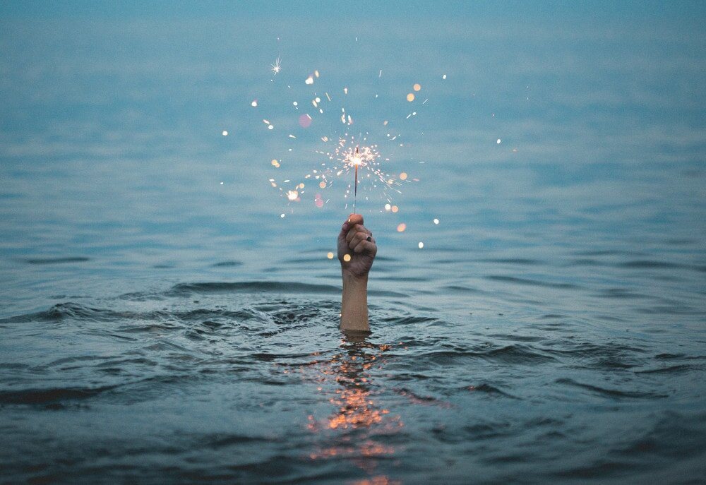 Self development can light a spark that gets the ball rolling to a better life.