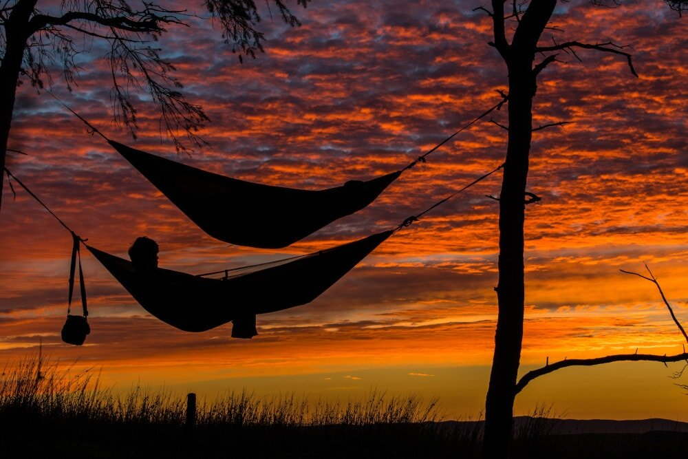 Here's how to choose the best hammocks with bug nets.