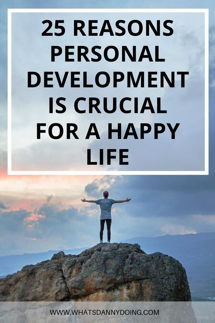 Pin these reasons to invest in personal development!