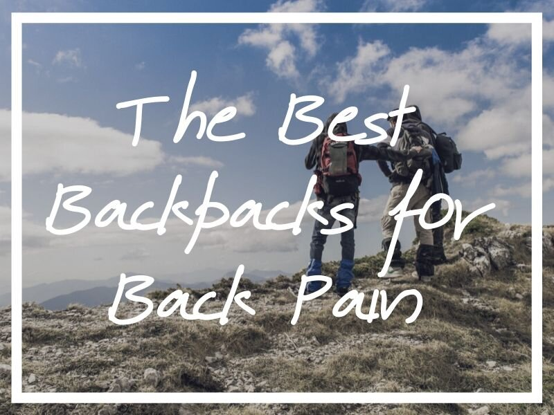 I hope this buying guide will help you find the best backpacks for back pain possible!