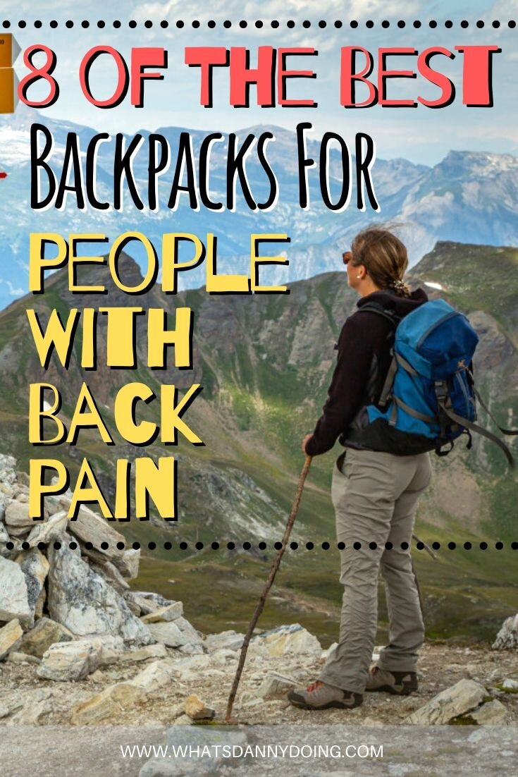 Give this post full of backpacks with shoulder support/back support a pin!