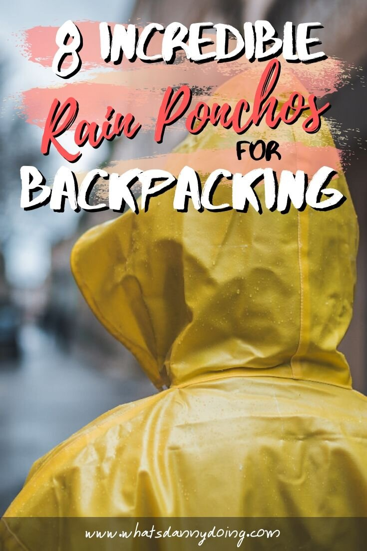 Pin these reviews about the best quality rain poncho!
