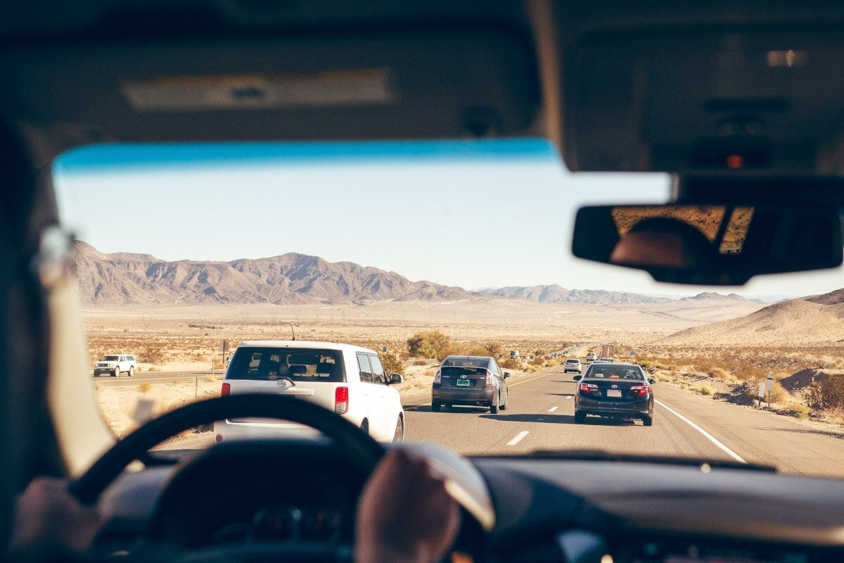 Looking for things to do in the car on long journeys? Share the driving!