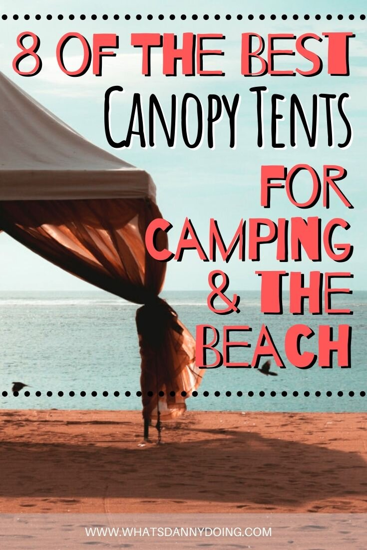 Like this post about the best beach canopy tent? Pin it!