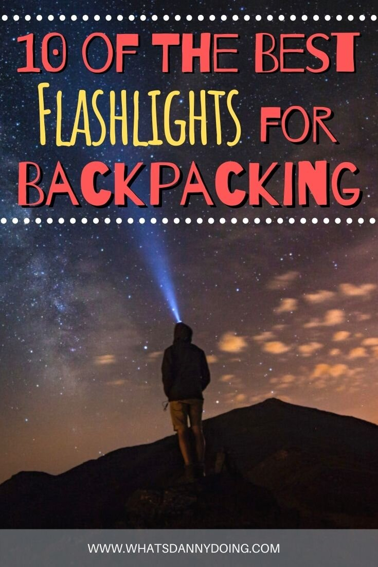 Pin this post about the best backpack flashlight!