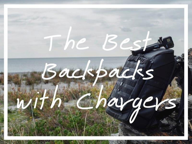 I hope this post about the best backpacks with chargers helps you find the right one for the job.