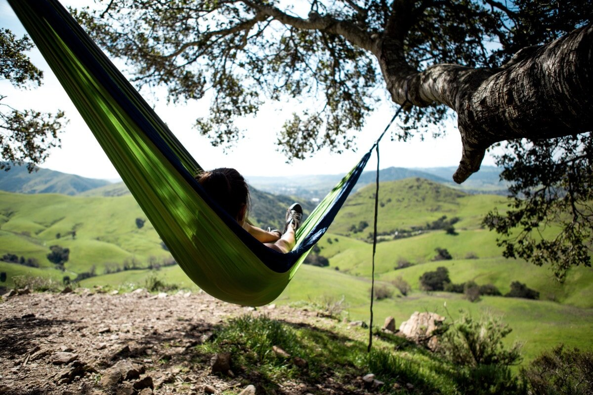 Having been through the reviews, here's how to choose the best straps for your hammock