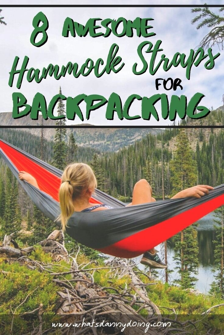 Like these adjustable hammock straps reviews? Pin the post!