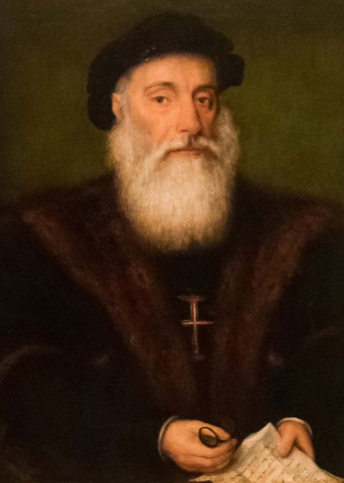 Vasco da Gama, the first famous explorer of world history on this list!