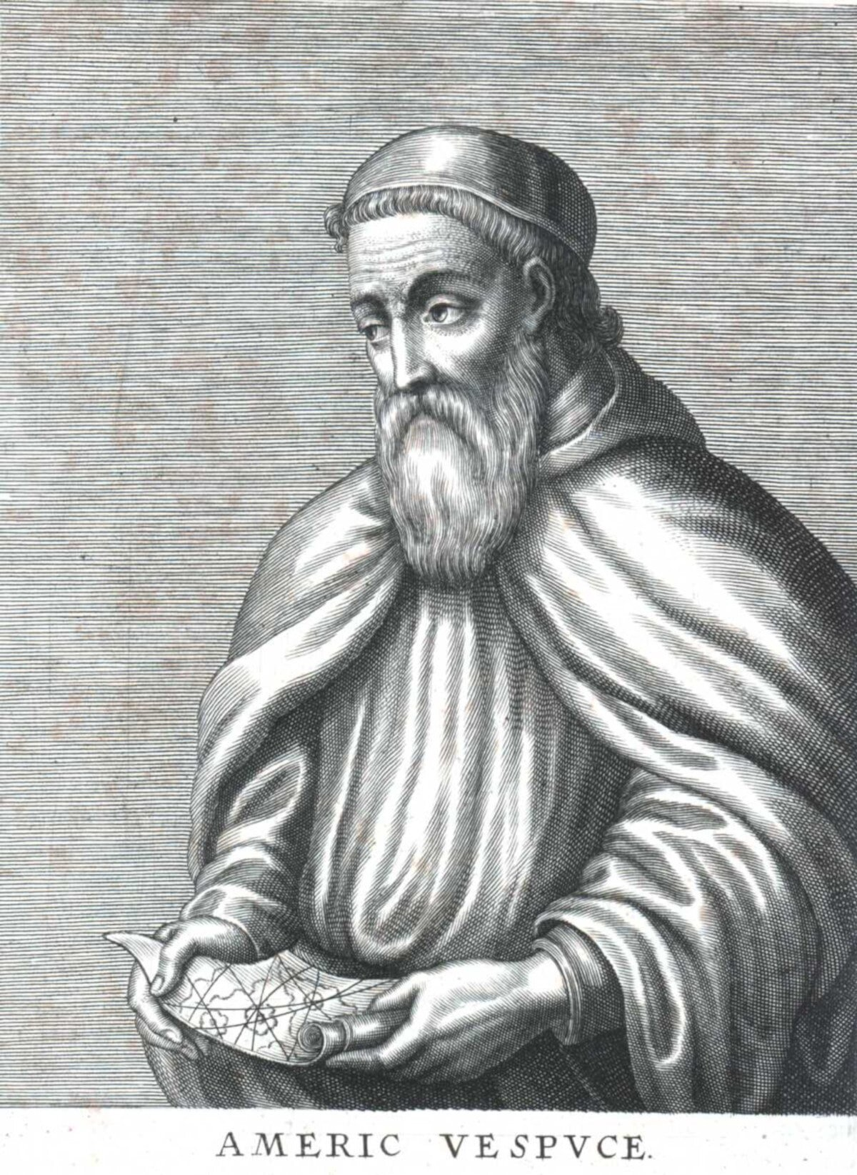 Amerigo Vespucci is one of the more controversial world explorers on this list!