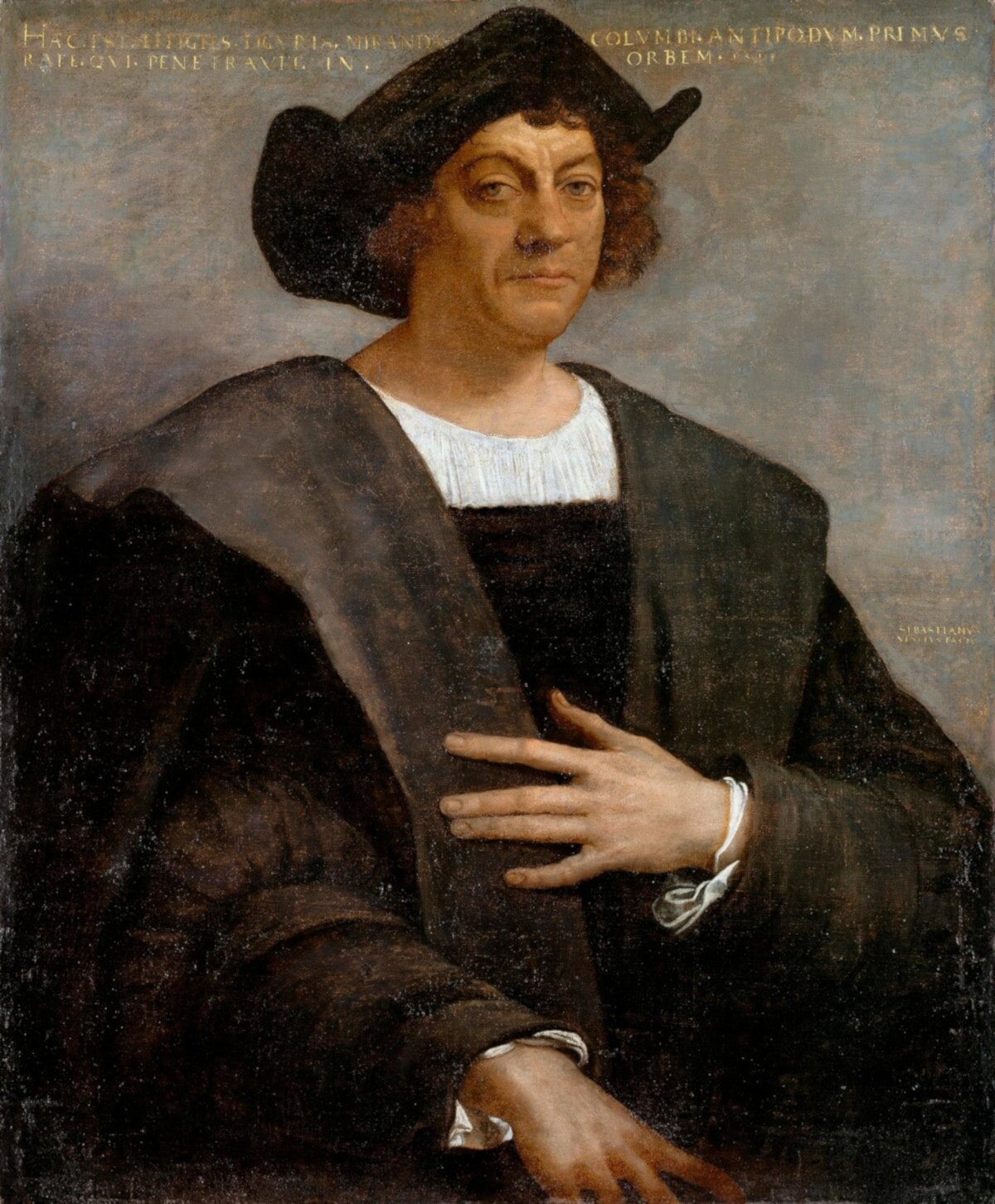 Columbus is one of the best-known world explorers from history.