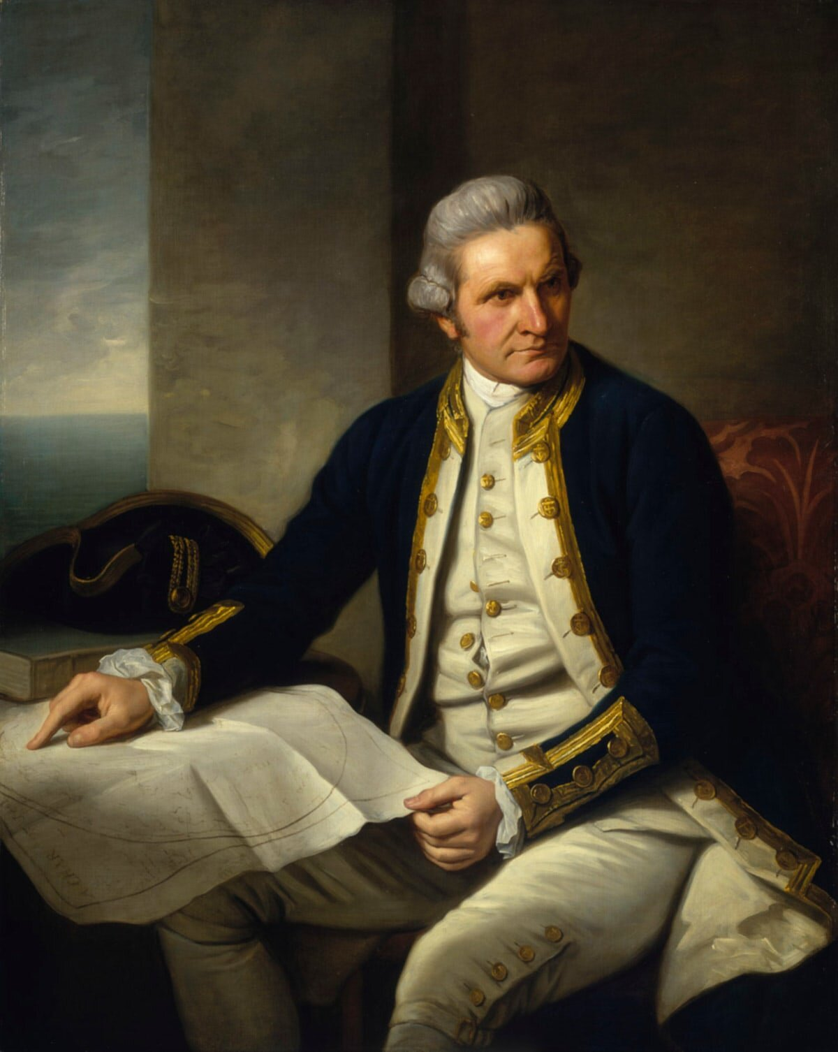 James Cook's another top contender for the 'best explorers of all time' title.
