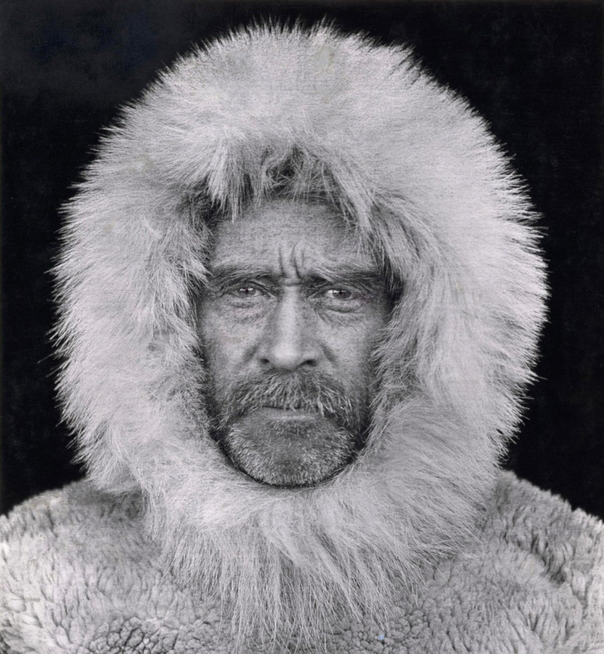 Robert Peary was one of the great explorers of the world to travel to the Arctic.