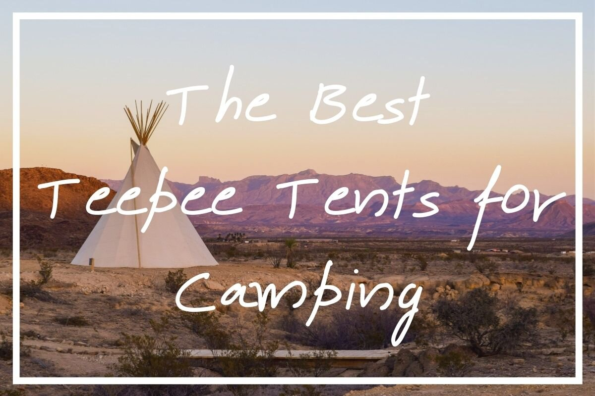 I hope this buying guide helps you find the best teepee tents for you needs!