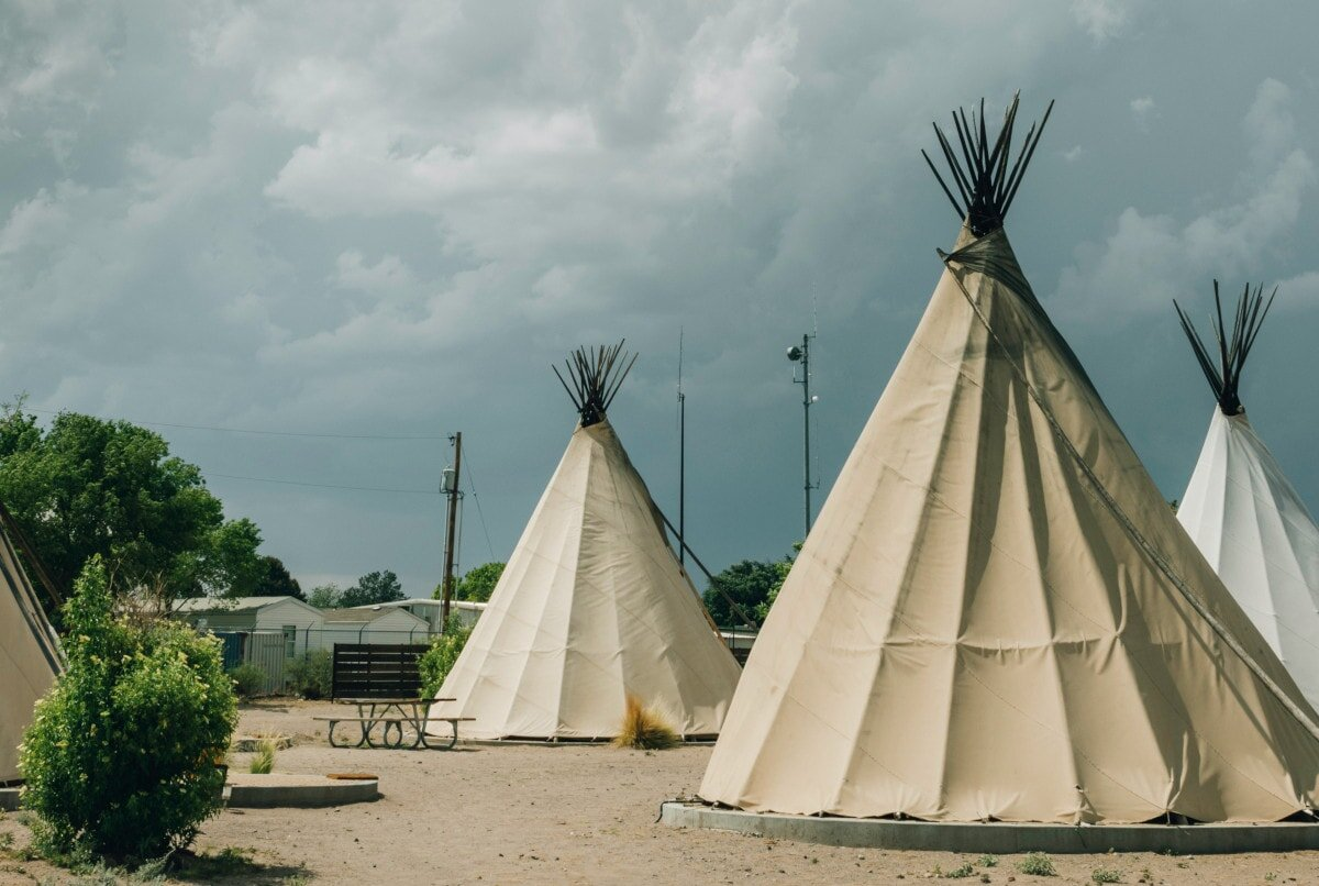 When the clouds come in and the rain comes down, the best teepee tents for camping will keep you dry every time.