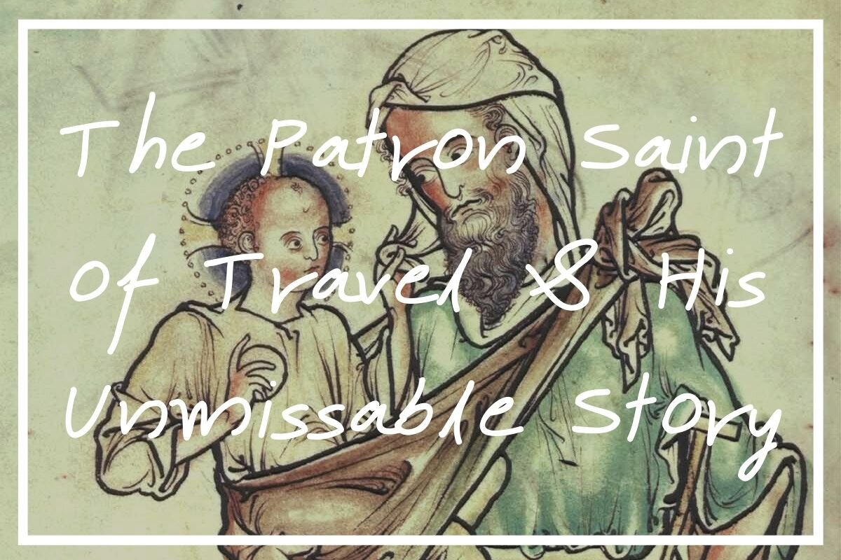 Are you trying to find out about the Patron Saint of Travel? I hope this post helps!