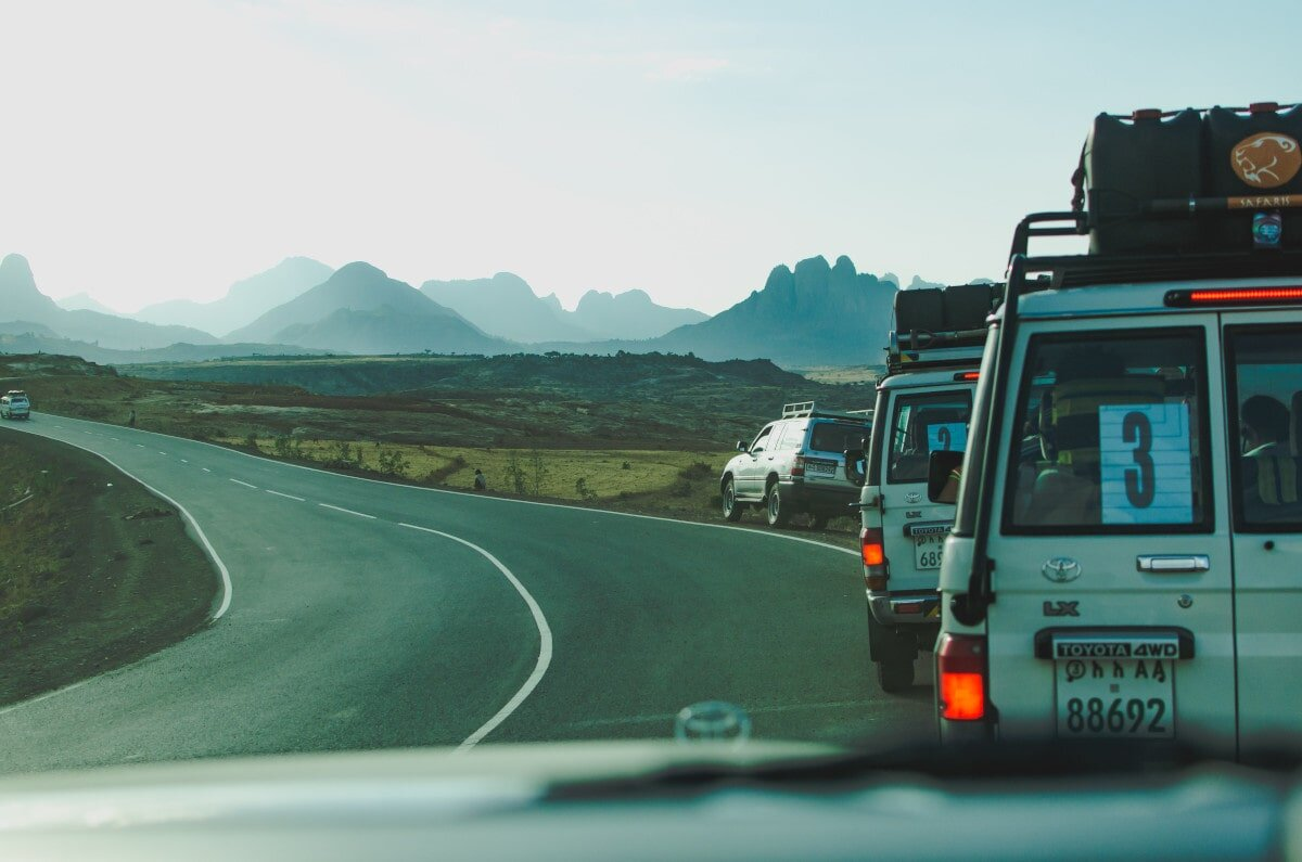 Some of my favourite road trip trivia questions are  riddles . Here are 10 to try out on each other: