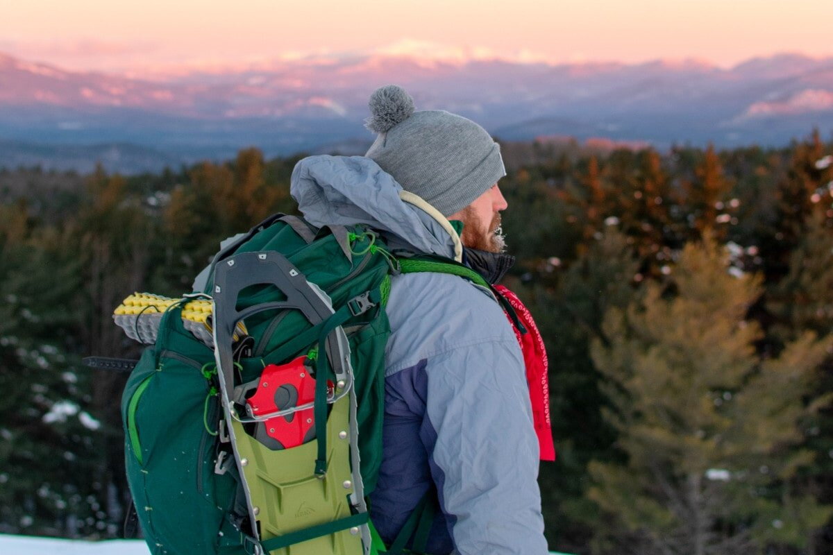 The best camping survival backpack should be comfortable on your shoulders and have enoough support to spread the weight.
