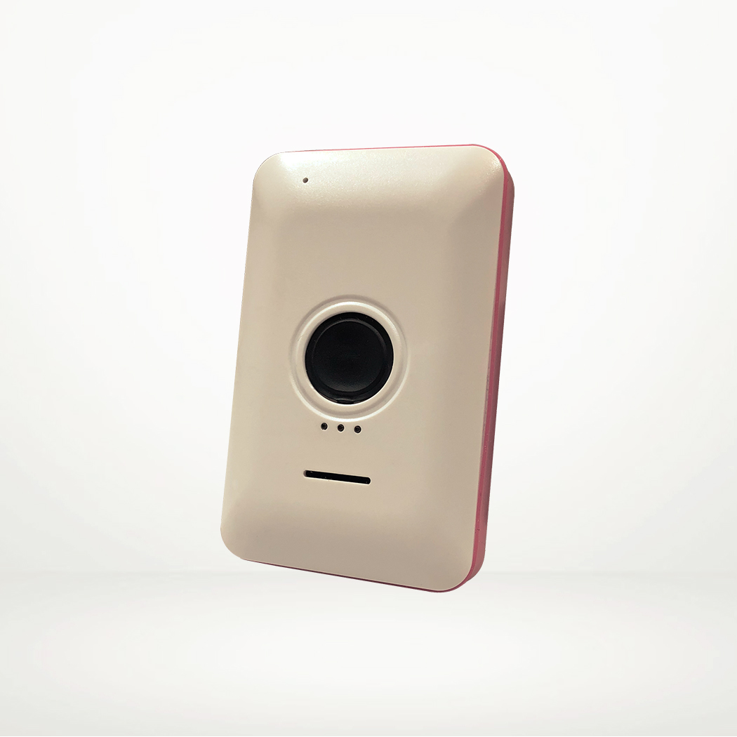 NMS820 Personal GPS Tracker  Is a 4G LTE (Cat M1) mini GPS tracker. This device has a larger battery and special algorithms which allows for a long charge and less frequent recharge.