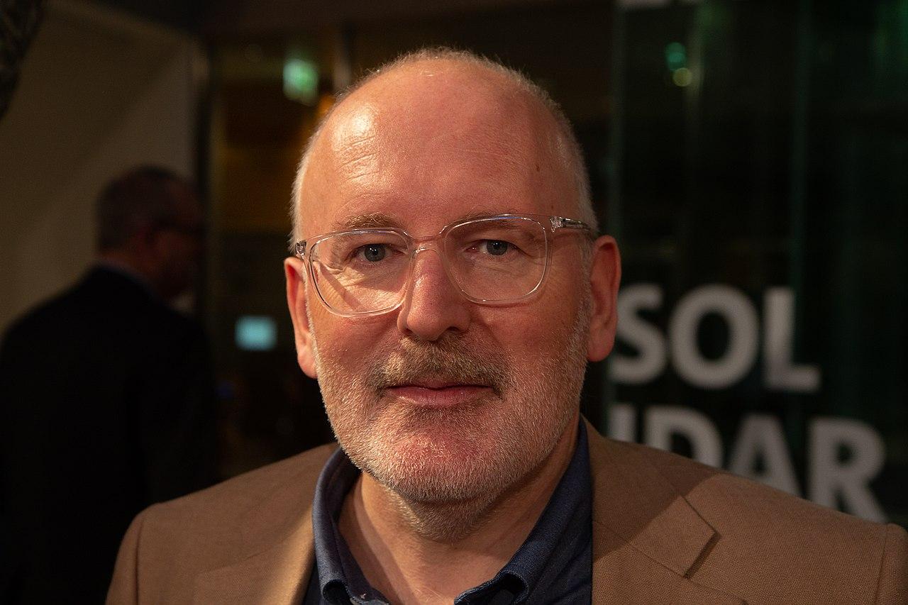Frans Timmermans (S&D)