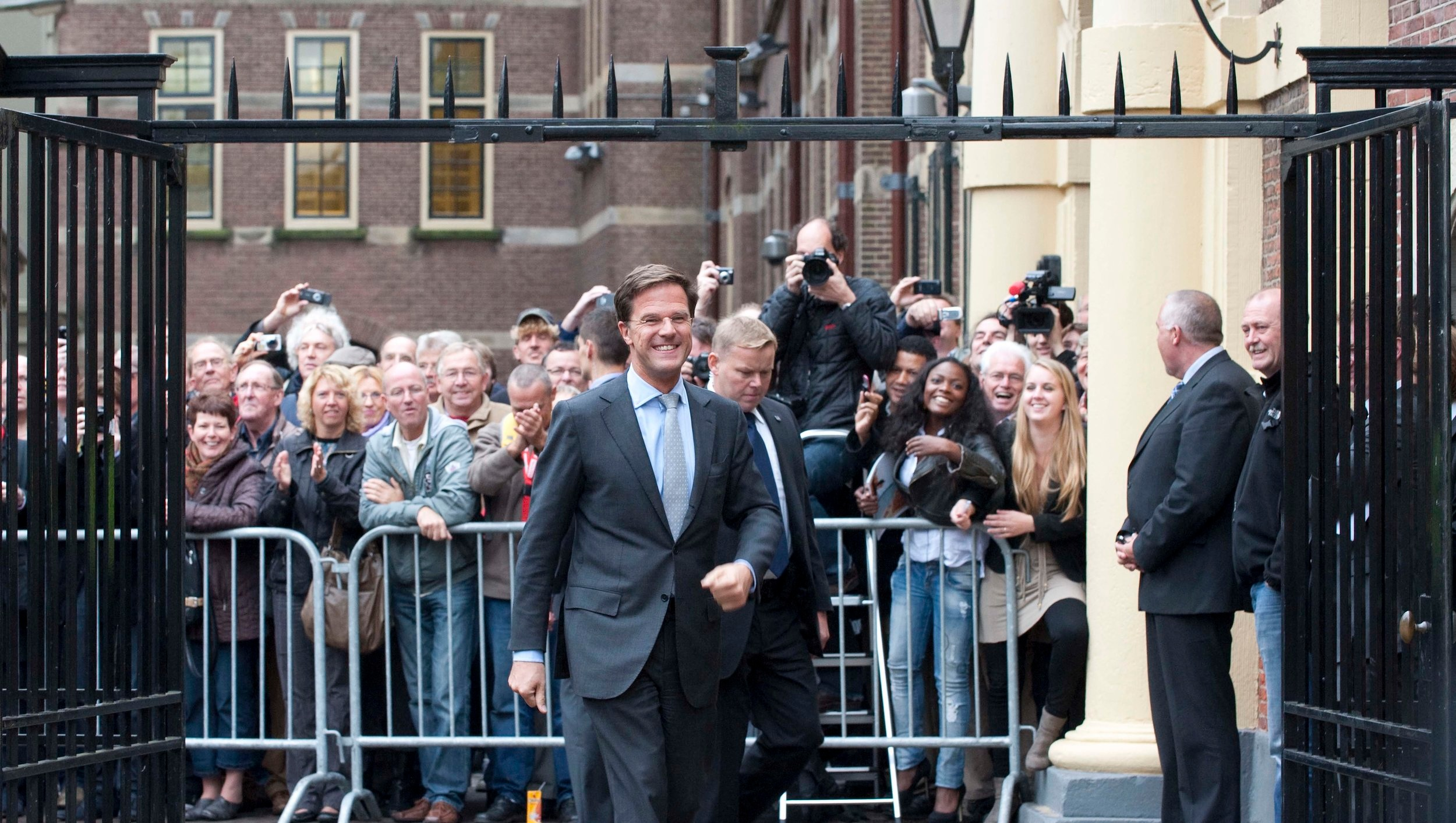Image from Minister-president Rutte, all rights reserved.