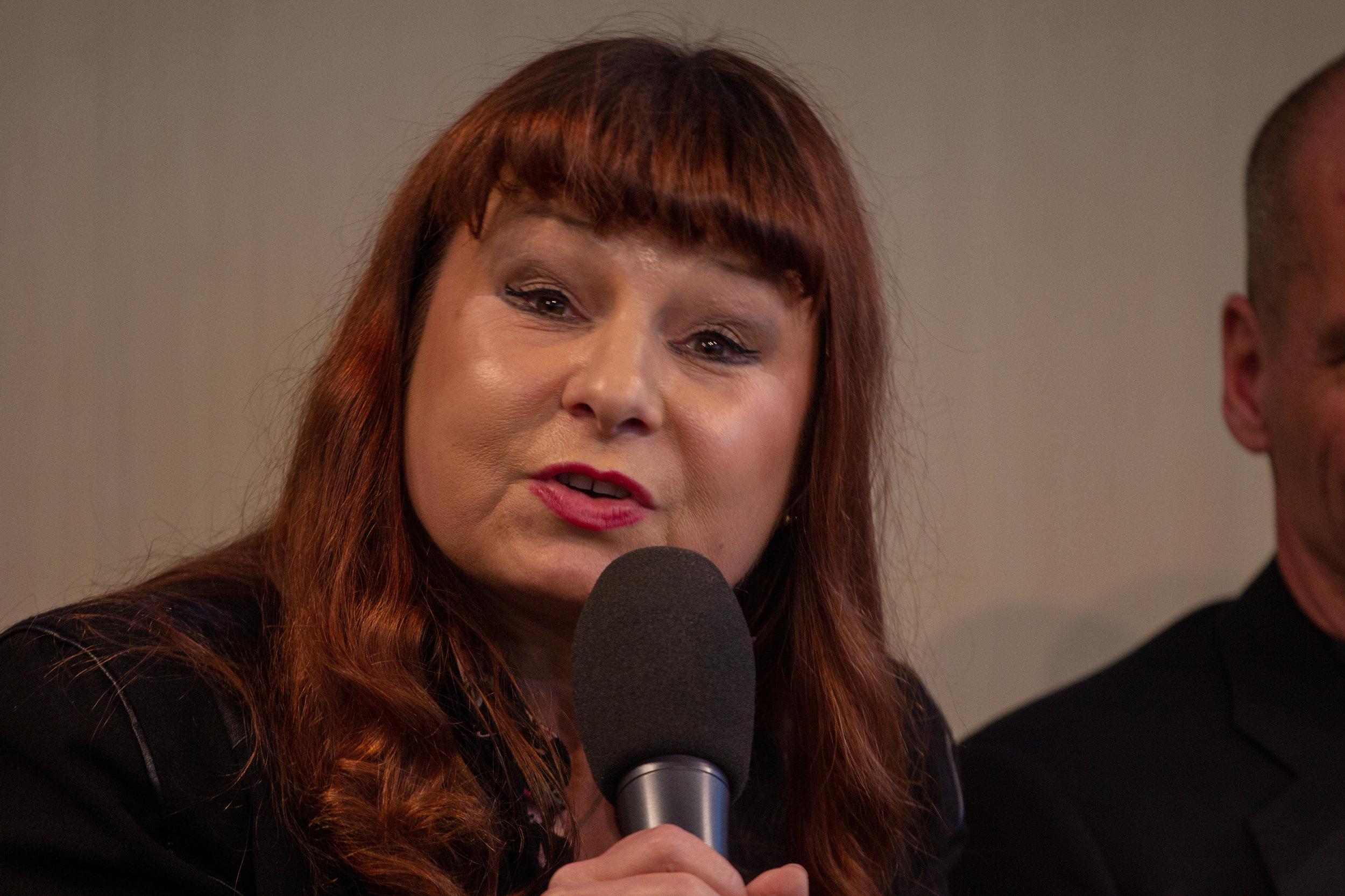 Violeta Tomic (GUE/NGL)