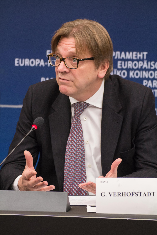 Guy Verhofstadt (GUE/NGL)