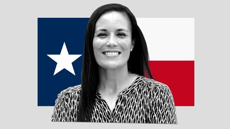 Gina Ortiz Jones Almost Made History in Texas's 23rd -
