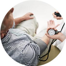High Blood Pressure Information