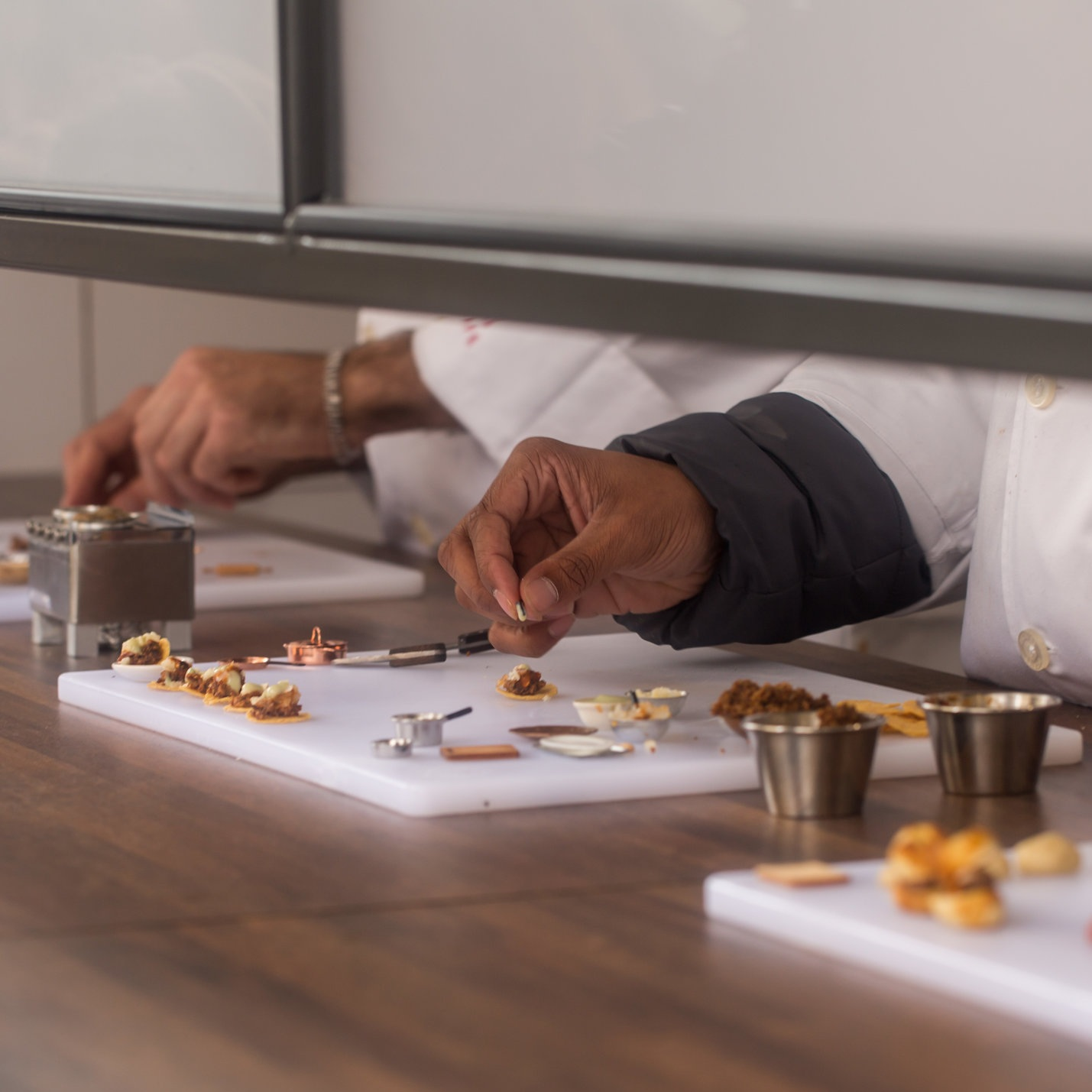 ZAGAT TINY CAFE - A tiny cafe serves miniature versions of some of NYC's best dishes.