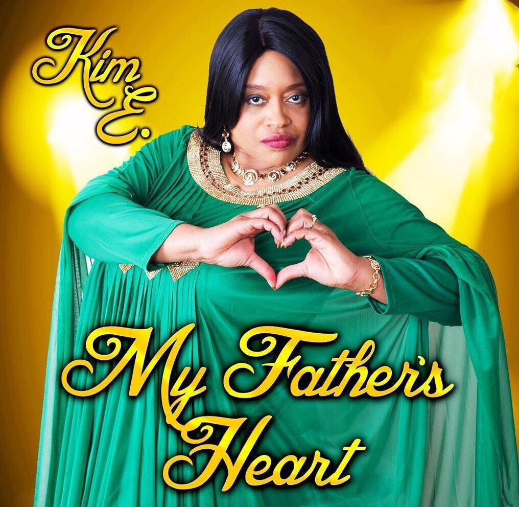 My Father's Heart Album - $10.00
