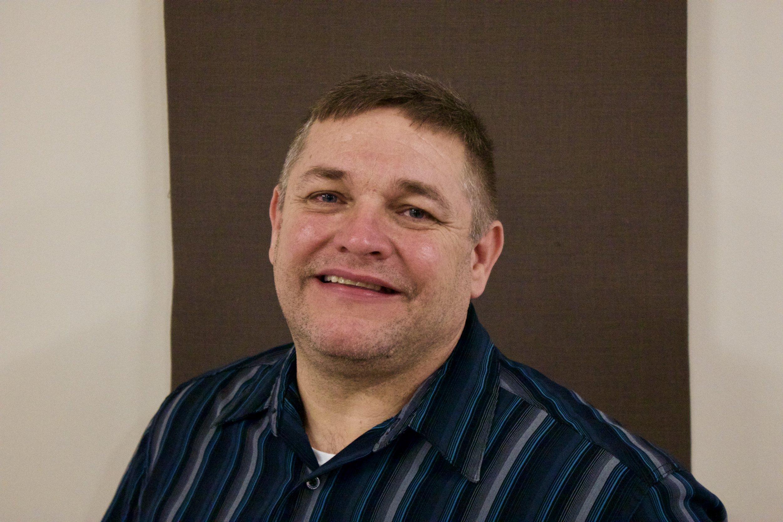 Paul Crosby: Pastor of RHDC Church