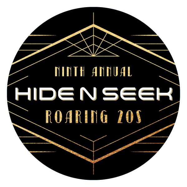 Ninth Annual Hide N Seek: Roaring 20s