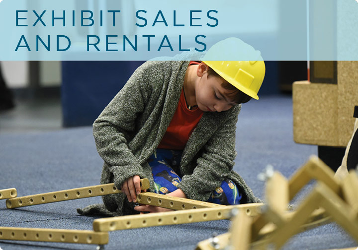 Exhibit Sales and Rentals