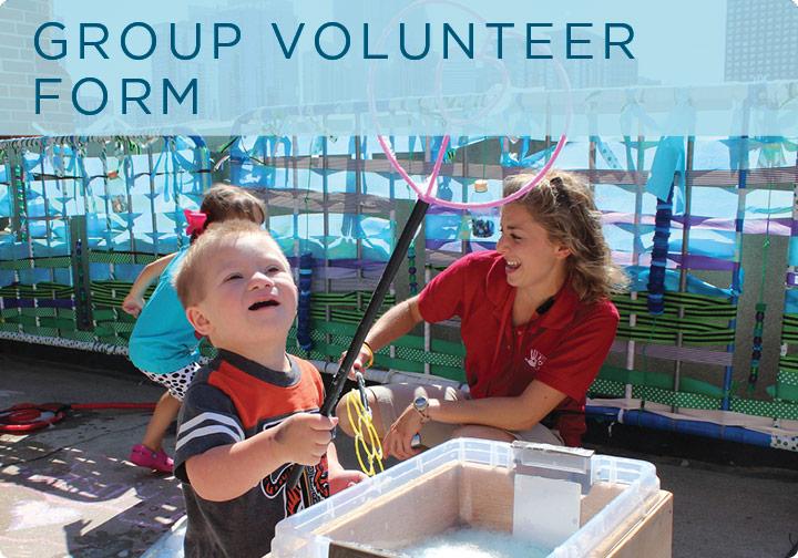 Group Volunteer Form